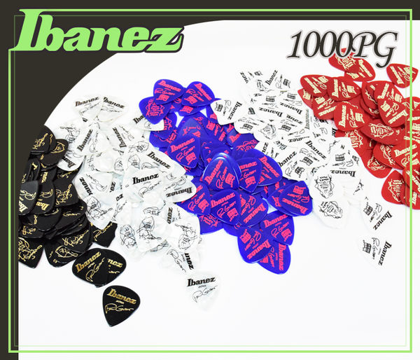 【小麥老師樂器館】彈片 (買5送1) IBANEZ PICK 日本製 1000PG 電吉他 吉他 1.00mm【C46】