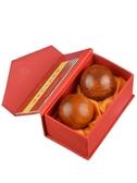 保定球手球健身球保健球按摩球把玩球中老年康復鍛煉球 叮噹百貨