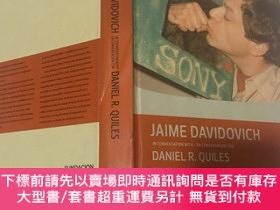 二手書博民逛書店JAIME罕見DAVIDOVICH IN CONVERSATION WITH EN CONVERSACION CO
