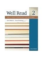二手書博民逛書店 《Well Read: Level 2 Student Book》 R2Y ISBN:0194761029