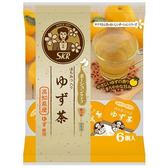 Sakura濃縮高知柚子茶6入濃縮茶球通販屋