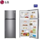 汰舊退稅最高5千元【LG樂金】438L 直驅變頻 雙門電冰箱《GI-HL450SV》銀色 壓縮機十年保固