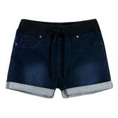 『小鱷魚童裝』反折牛仔短褲(08號~18號)533654
