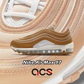 Nike 復古慢跑鞋 Wmns Air Max 97 黃 芥末黃 白 氣墊 女鞋 百搭款【ACS】 CT1904-700