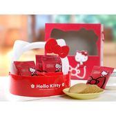 Hello Kitty 檸檬薄片禮盒(8入)造型盤【小三美日】三麗鷗授權