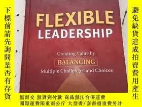 二手書博民逛書店The罕見Flexible LeadershipY23470 Y