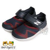 New Balance Marvel 漫威 聯名款運動涼鞋 深藍色 美國隊長 小童鞋 NO.R2747