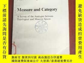 二手書博民逛書店measure罕見and category(P3188)Y173412