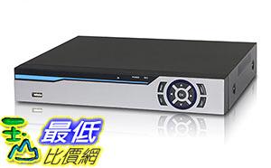 [106大陸直寄] AHD/TVI/CVI 同軸高清 4路監控硬碟錄影機 DVRNTSC/PAL雙制式可繁體 4TB