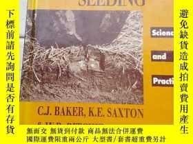 二手書博民逛書店no罕見tillage seeding science and