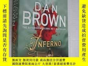 二手書博民逛書店Inferno罕見《地獄》 十品Y146810 Dan Brow