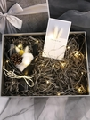 禮物盒 伴手禮禮物盒禮盒盒子空盒包裝盒ins風黑色超大號生日男生款創意【快速出貨八折下殺】