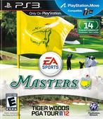 PS3 Tiger Woods PGA TOUR 12: The Masters 老虎伍茲12:高球名人賽(美版代購)
