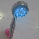 愛家捷時尚溫控變色噴水頭 LED溫控三色蓮蓬頭/三色炫彩花灑 蓮蓬頭 簡易辨識水溫 增加沐浴安全