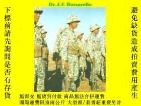二手書博民逛書店Camouflaged罕見uniforms of the Nato forces (damaged)-北約部隊的偽