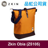 ZKIN Obia Z5105 橙啡 單肩斜背攝影包 旅遊包 休閒包 提袋 可放平板 品虹公司貨 24期0利率+免運
