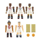 C3 Toys超可動積木人偶 NBA系列 明星球員 東區 (5入套組)