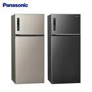 『Panasonic』 ☆ 國際牌 二門579L新一級鋼板電冰箱 NR-B589TV (含基本安裝+舊機回收)