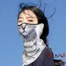 夏季沙漠護耳面巾女全臉防風護頸脖套透氣騎行防曬面罩男 VK2215