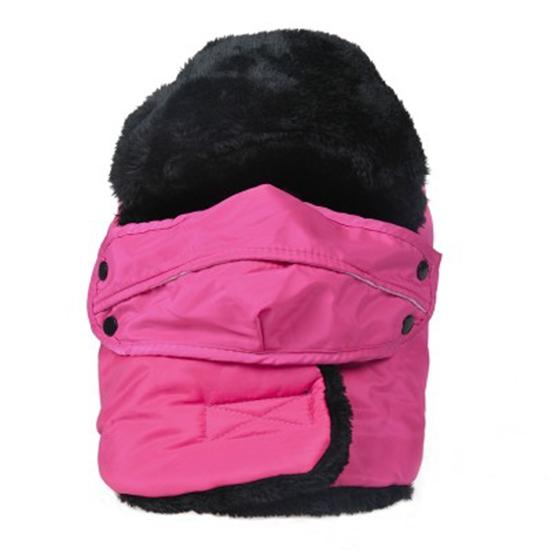 雷鋒帽 滑雪帽 毛帽 圍脖 冬季 保暖 防風 滑雪 騎車帽 護耳帽 包頭帽 防寒雷鋒帽【G009-1】MY COLOR