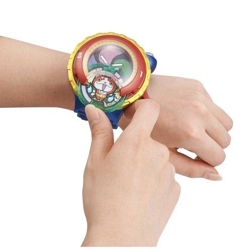 NG商品 妖怪手錶零式 (徽章語音感應不良)_BD89218