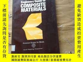 二手書博民逛書店ENGINEERS 罕見GUIDE TO COMPOSITE M