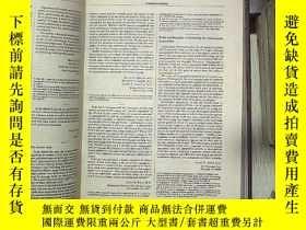 二手書博民逛書店THE罕見NEW ENGLAND JOURNAL OF MEDICINE VOL 342 NO 8-14 2000