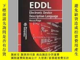 二手書博民逛書店EDDL,罕見Electronic Device Description LanguageY405706 Ma