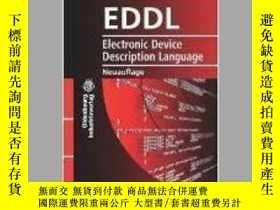 二手書博民逛書店EDDL,罕見Electronic Device Description LanguageY405706 Ma