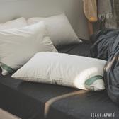枕頭 2入【德國專利 物理防螨水洗枕 適中款】防螨 防塵 抗過敏 德國專利素材 居家防護 翔仔居家