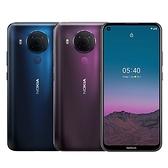 【贈Type C線+鋼保+手機立架】Nokia 5.4 6GB/64GB 6.39吋 雙卡雙待 智慧機