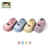嬰兒鞋襪春秋薄款軟底寶寶防滑學步襪小童襪子鞋地板襪兒童短襪套 幸福第一站