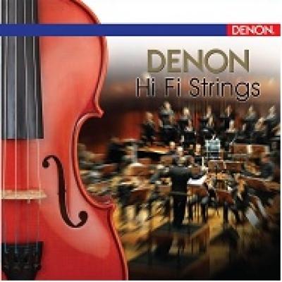 【停看聽音響唱片】【SACD】Denon Hi Fi 小提琴弦樂集
