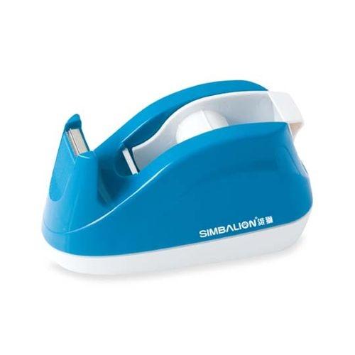 《享亮商城》TD101 藍色 小型膠帶台 雄獅