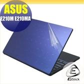 【Ezstick】ASUS E210 E210MA 二代透氣機身保護貼(含上蓋貼、鍵盤週圍貼) DIY 包膜