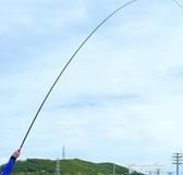 魚竿超硬19調魚桿臺釣竿黑棍8H鯉魚竿手竿羅非青鱘釣魚竿YYP 麥琪精品屋