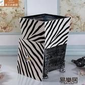 垃圾筒歐式創意垃圾桶家用客廳臥室簡約