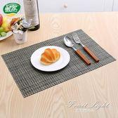 隔熱墊碗墊簡約長方形盤子餐墊 果果輕時尚
