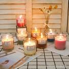 香薰蠟燭買一送一香薰蠟燭安神助眠家用室內臥室持久熏香小眾北歐浪漫香氛禮物 大宅女韓國館