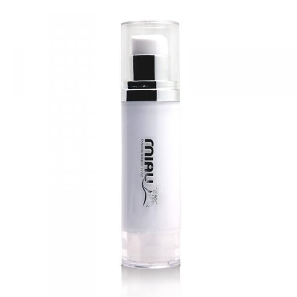 MIAU珍珠女神素顏霜(1入) 裸妝淡妝美白遮瑕淡斑 二合一保養+底妝