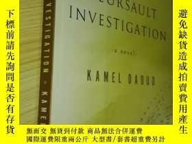 二手書博民逛書店The罕見Meursault Investigation: A