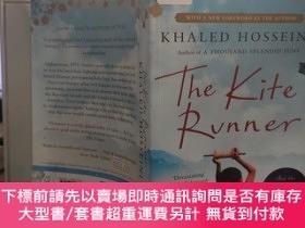 二手書博民逛書店9781408824863罕見The Kite Runner 追風箏的人 英文原版Y189402 Khaled