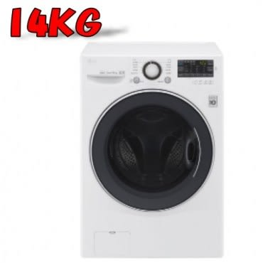 【LG樂金】14公斤 DD洗脫滾筒洗衣機 F2514NTGW
