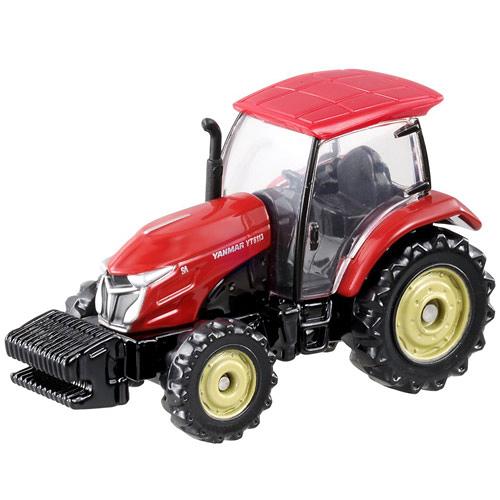 TOMICA 多美小汽車NO.083 YANMAR紅色拖拉機_TM083A