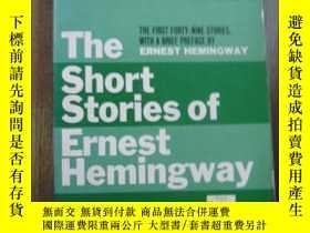 二手書博民逛書店The罕見Short Stories of Ernest HemingwayY10980 Ernest Hem