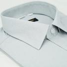 【金‧安德森】灰色點點窄版短袖襯衫