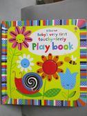 【書寶二手書T4/少年童書_NRE】Baby s Very First Touchy-Feely Playbook_Fi