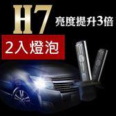 HID 專用燈泡 氙氣燈泡 H7 3000K 4300K 6000K 8000K 兩隻入 三個月保固