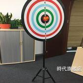 飛鏢盤新型磁性抽獎飛鏢盤幸運大轉盤磁性飛鏢耙抽獎轉盤鏢套裝XW( 中秋烤肉鉅惠)