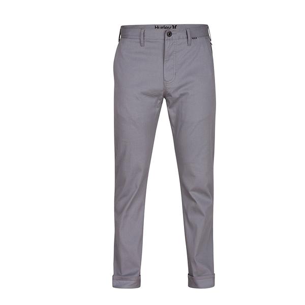 HURLEY 男 DRI-FIT WORKER PANT 長褲-DRI-FIT-灰(男)
